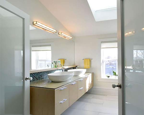 Sandy Hill Construction Bathroom Renovation