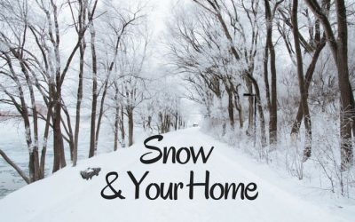 Extreme Snow Conditions & Your Home